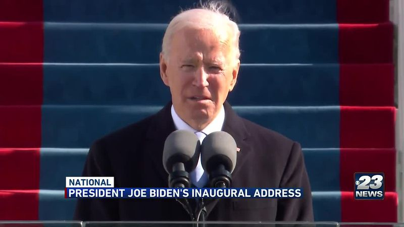 Biden Inaugural Address
