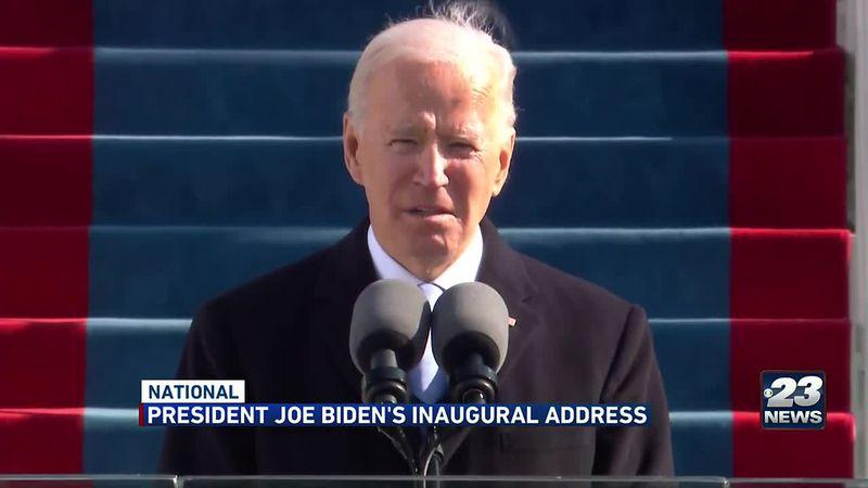 Biden Inaugural Address