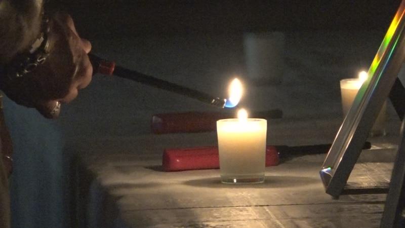The 17th annual Carol McFeggan homicide victim memorial service