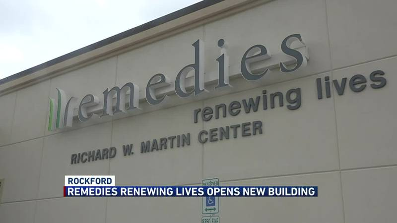 REMEDIES NEW BUILDING