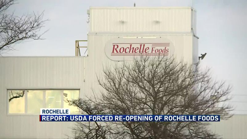 ROCHELLE FOODS USA TODAY