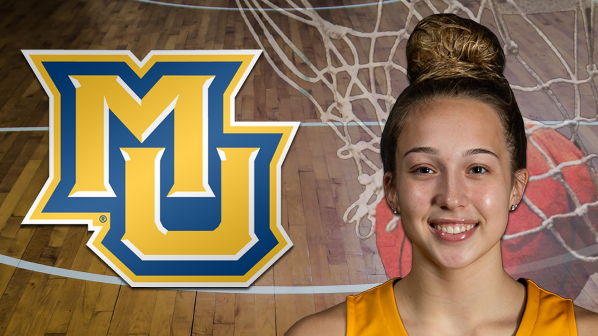 Hononegah grad Jordan King begins her second season as the starting point guard at Marquette.
