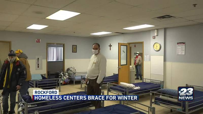 Local homeless shelters are bracing themselves for winter