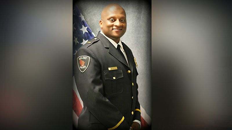 Chief Sayles has been with the Beloit Police Department since 2005