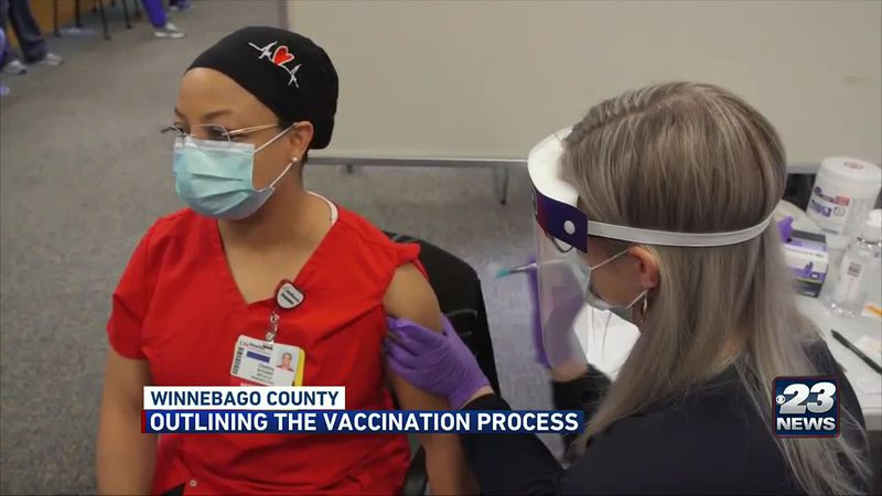 As more than 15,000 people in Winnebago County receive their COVID-19 vaccine, leaders look to...