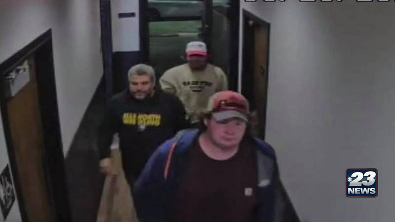 Hatley's Pub vandalized, suspects caught on camera