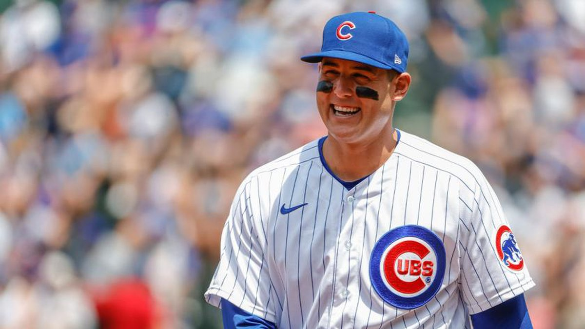 The Chicago Cubs have traded Anthony Rizzo to the New York Yankees, reports say.