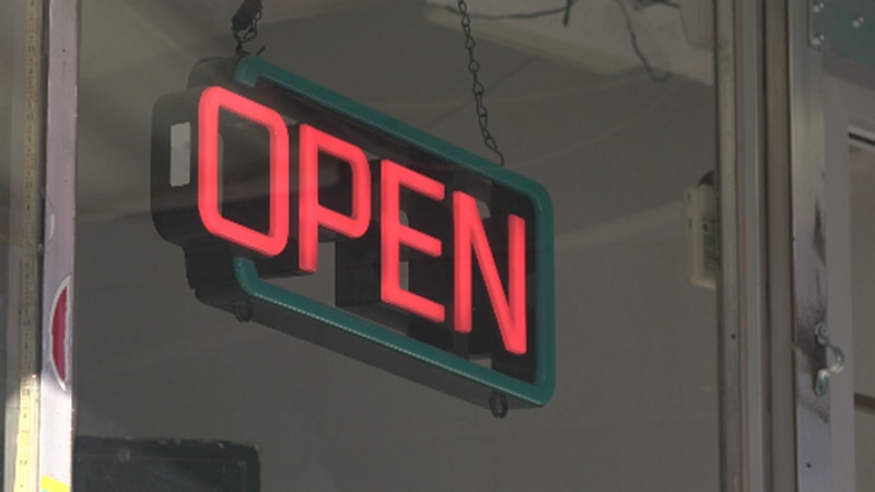 Restaurants and bars starving for business can now reopen.. as region one which consists of...