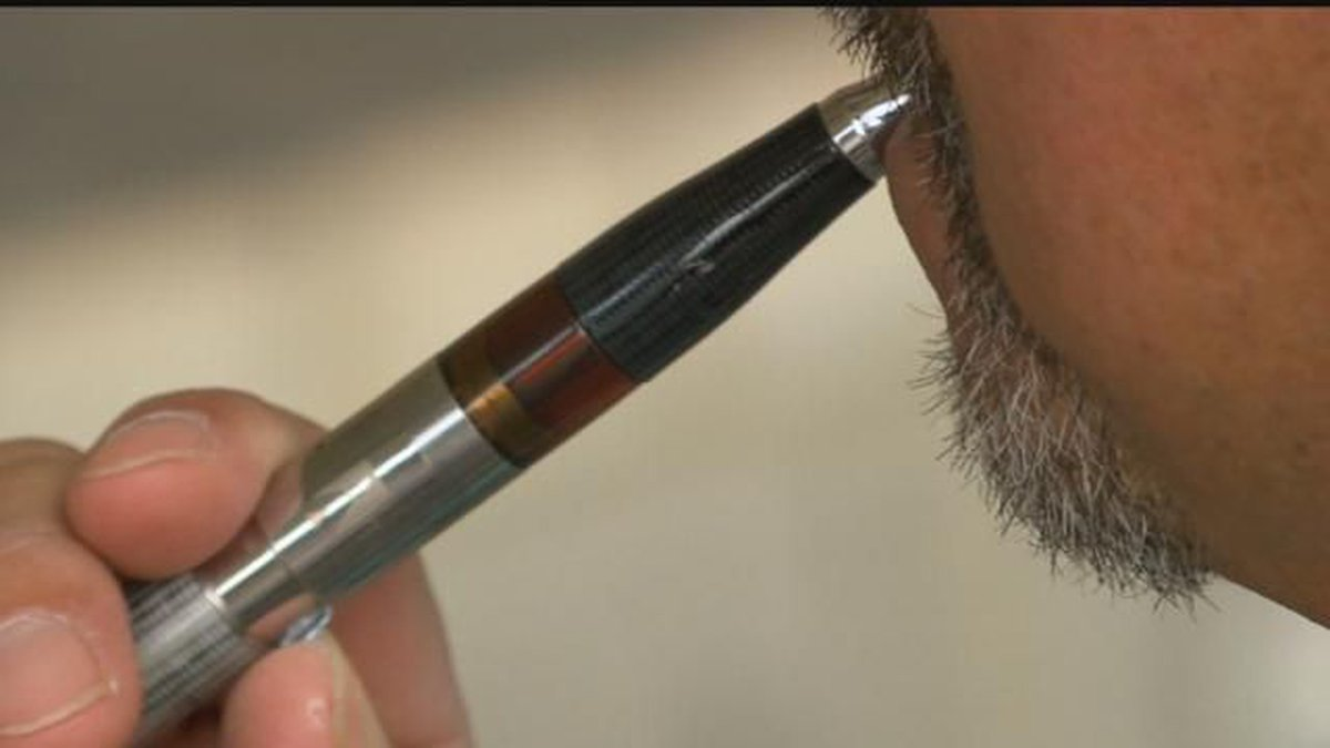 Hawaii sees growth in drug addicts using 'vape pens' to get high