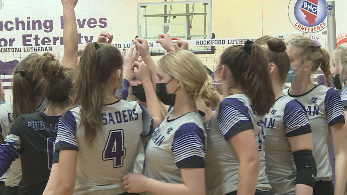 Lutheran defeated Oregon in straight sets to advance to the BNC tournament championship.