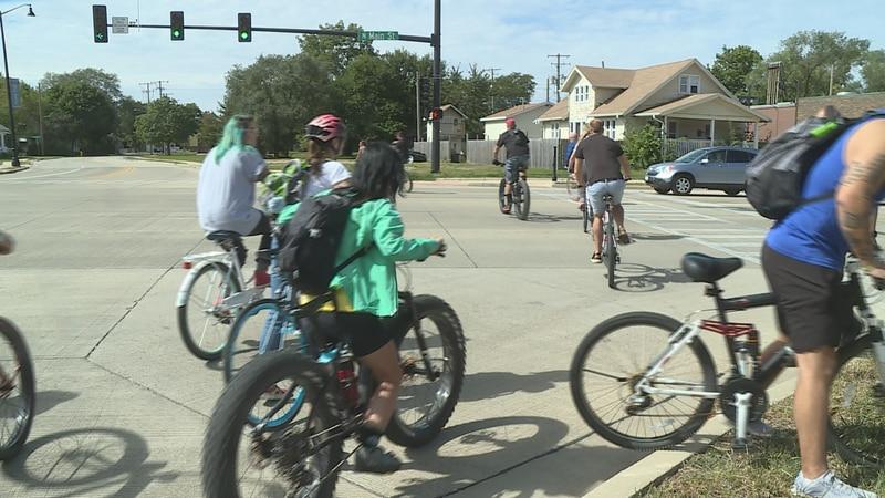 Annual bike festival