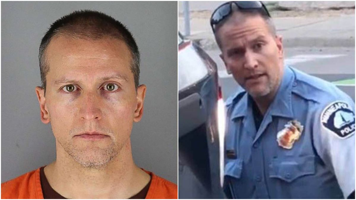 Derek Chauvin Officer Charged In Killing Of George Floyd Released From Prison