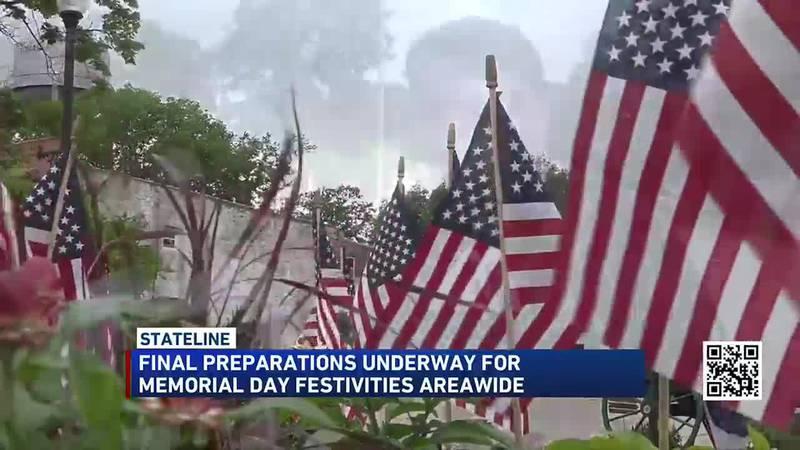 Memorial Day Preparations