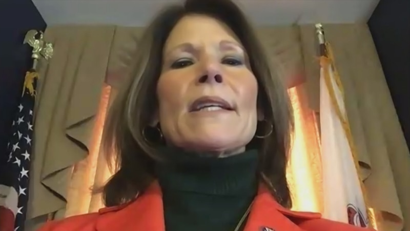 Congresswoman Cheri Bustos says Wednesday's inauguration turns the page in our nations history...