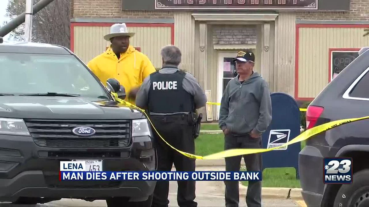 David W. Determan, 52 of Lena was shot and killed after a standoff with police